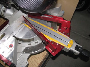 Swinging Guard - Miter Saw
