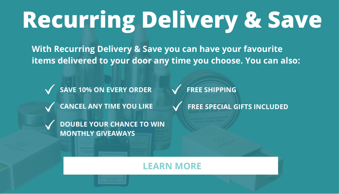 About Recurring Delivery & Save