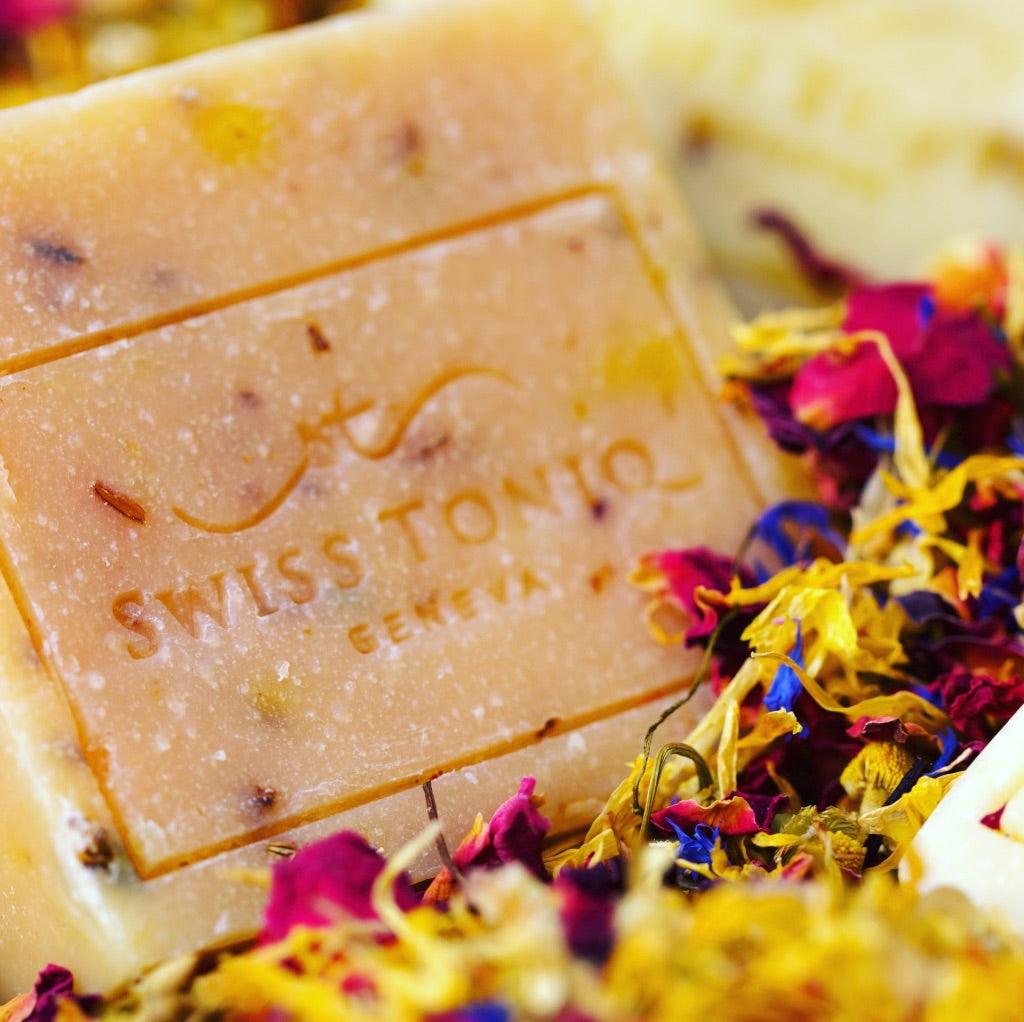 Swiss Toniq. Advanced organic skincare made from raw ingredients. Skin superfood soap. Shea butter soap. Raw skincare, organic soap, soap for dry skin, soap for allergic skin, soap for sensitive skin, the worlds best soap, worlds most moisturising soap