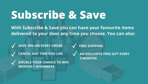 Subscribe & Save - Swiss Toniq