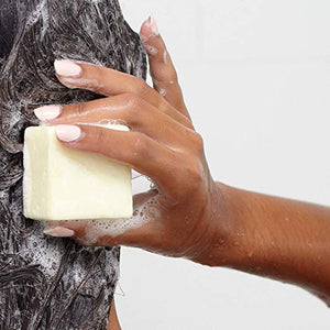 Solid Shea Butter Shampoo Bar