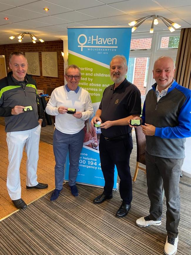 charity golf day participants