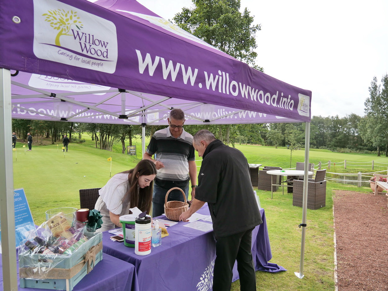willow wood golf day