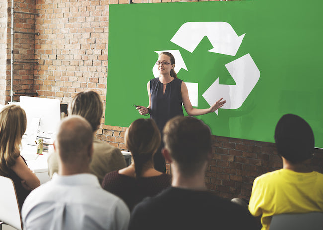 sustainability in the company