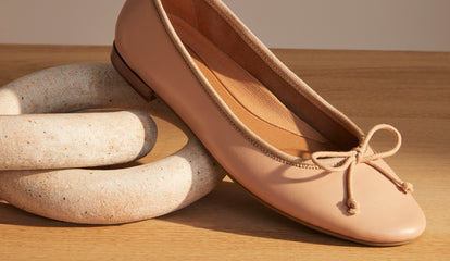 History of the Ballet Flat