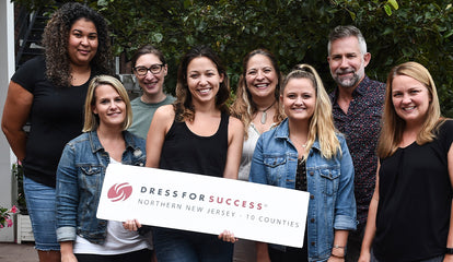 Our Partnership with Dress for Success
