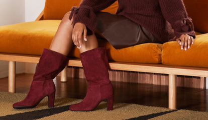 Shades of Suede: The Coziest Trend