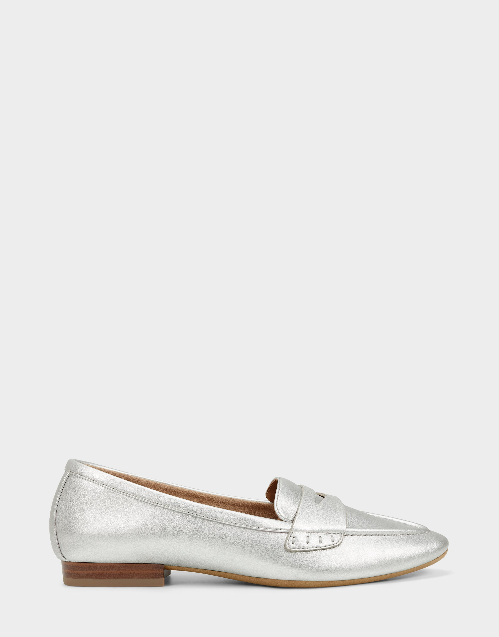 Aerosoles Map Out - Silver / 8 / Wide