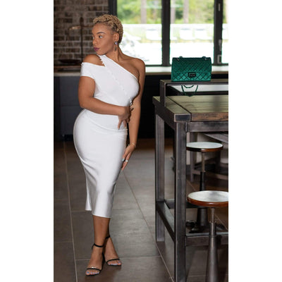 Blanca Bodycon - Amthyst Co.