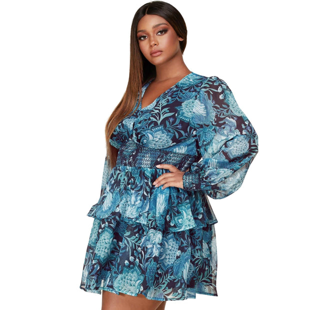 party plus size dresses