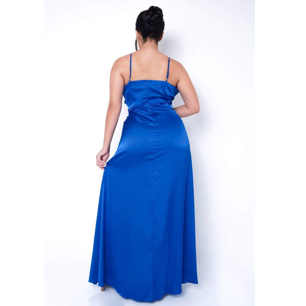 Amina Maxi dress (Plus Size Only)
