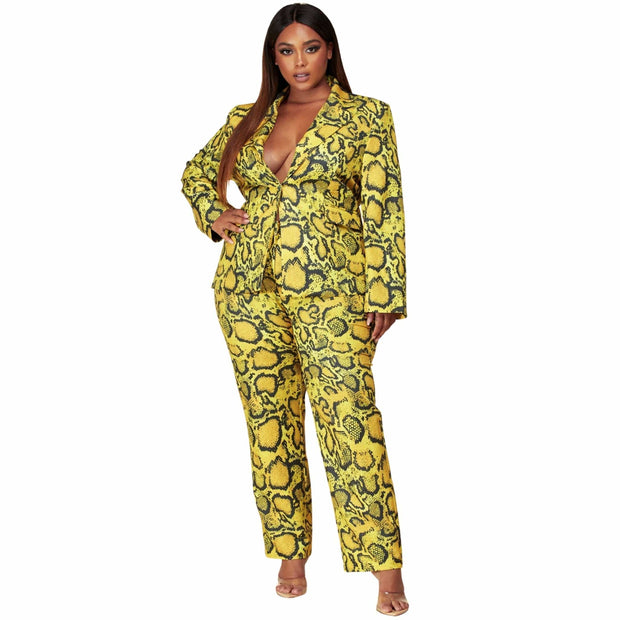 plus size career suits