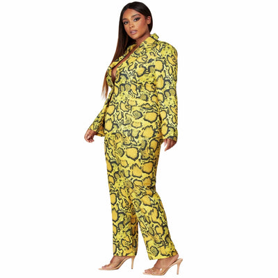 women pants suit