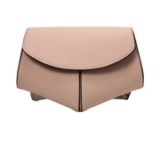 Desert Rose Pink Adjustable Waist Fanny Pack