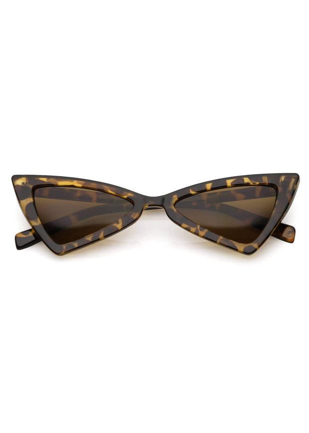 Electric Dreams Cat Eye Sunglasses - Amthyst Co.
