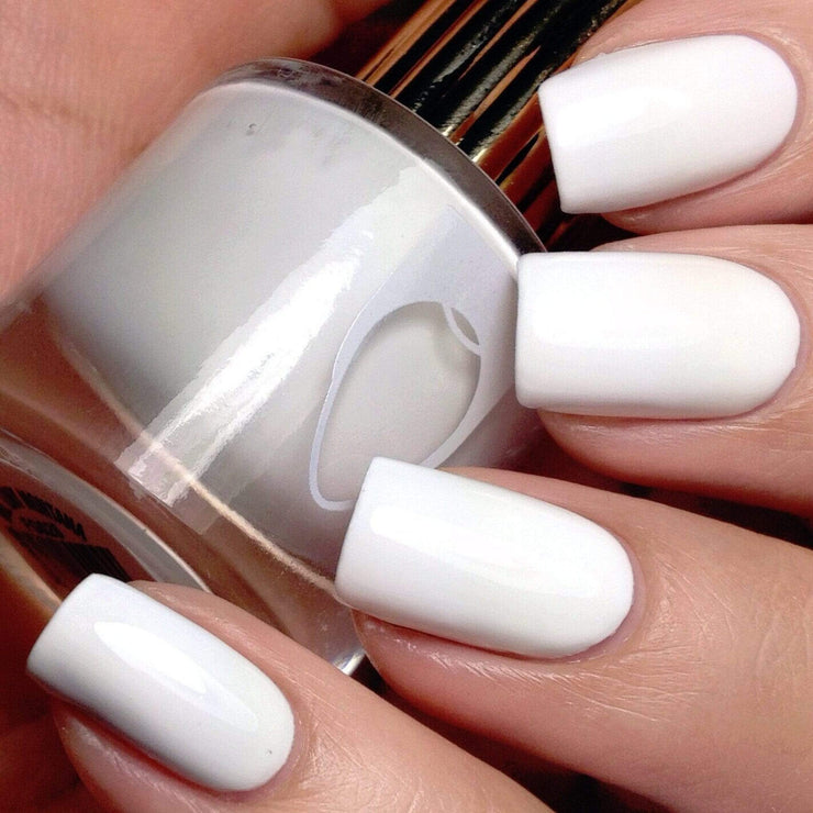 Snow White Nail Polish