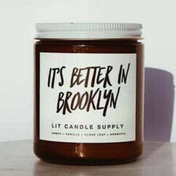brooklyn candle