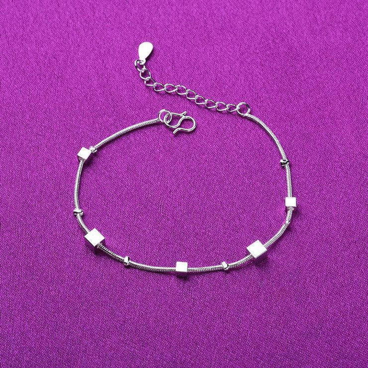 10PCS Wholesale 925 Sterling Bracelet