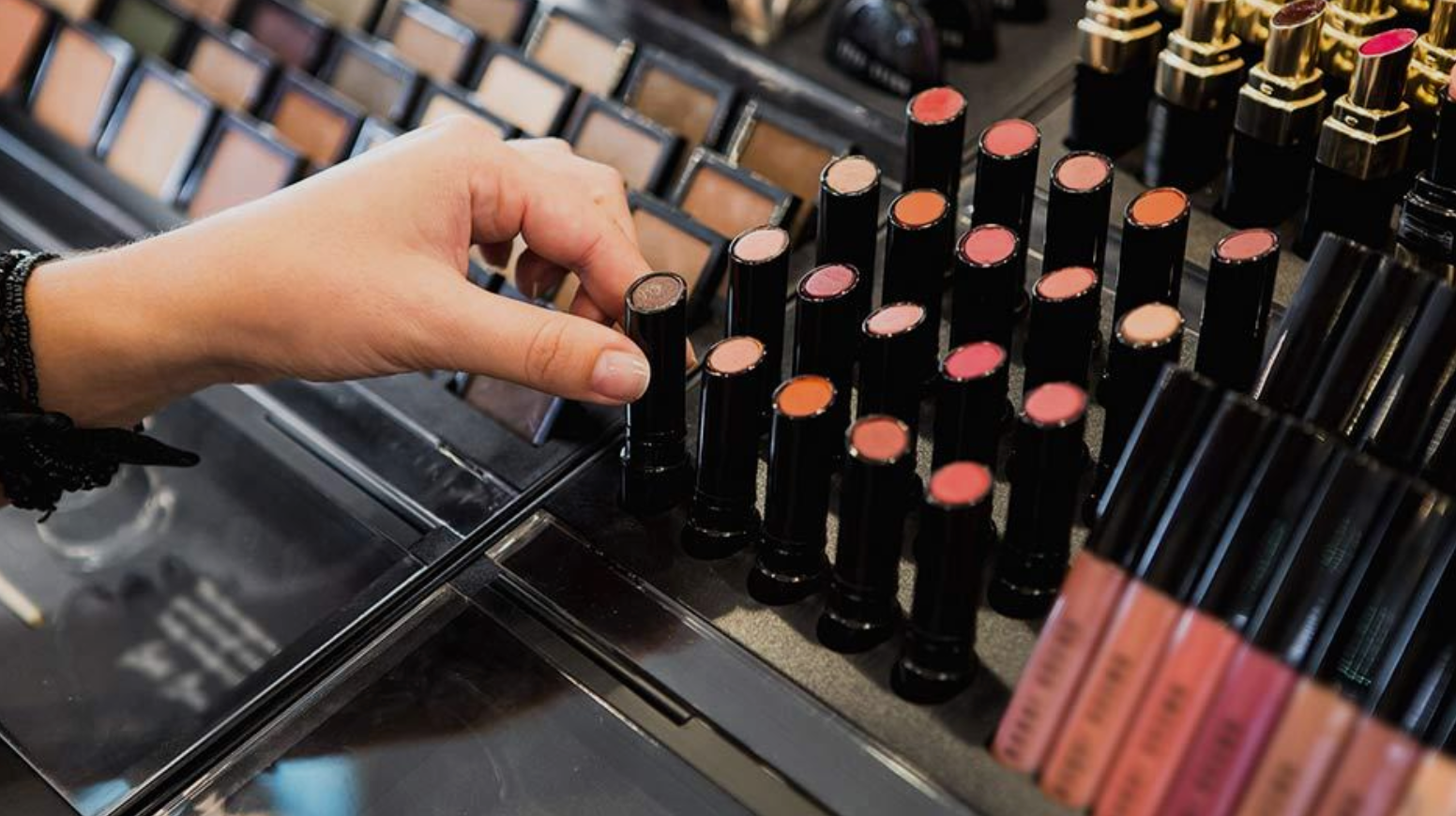 This Is How Much Bacteria The Average Makeup Tester Has