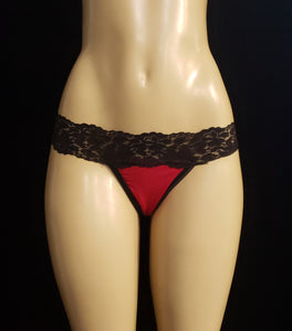 TH1000 Sexy Lace G-String - [collection] - Honeybunnies.com