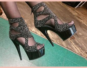 "Exotic Shoe - 7"" Platforms - [collection] - Honeybunnies.com"