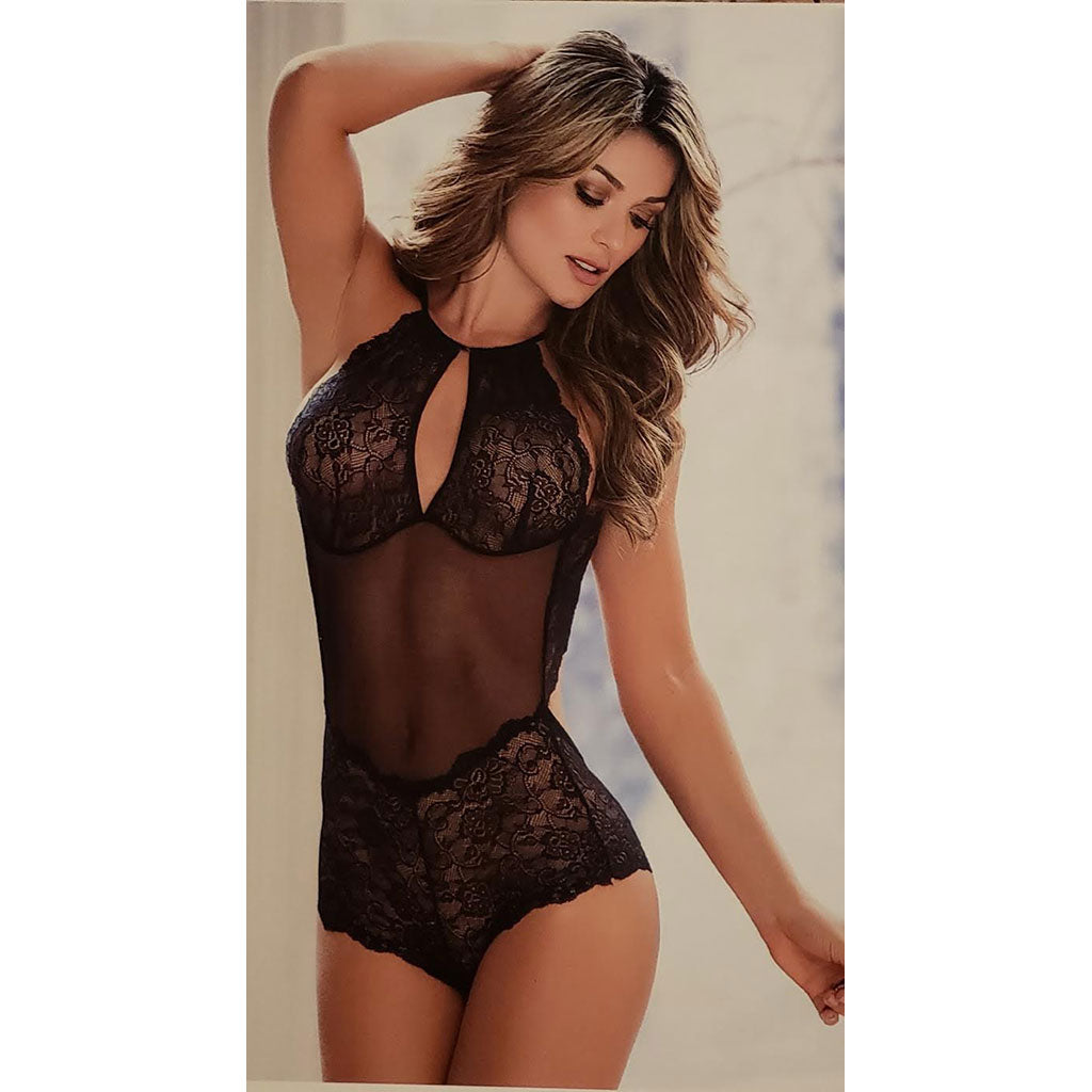 One Piece Lace Lingerie - [collection] - Honeybunnies.com