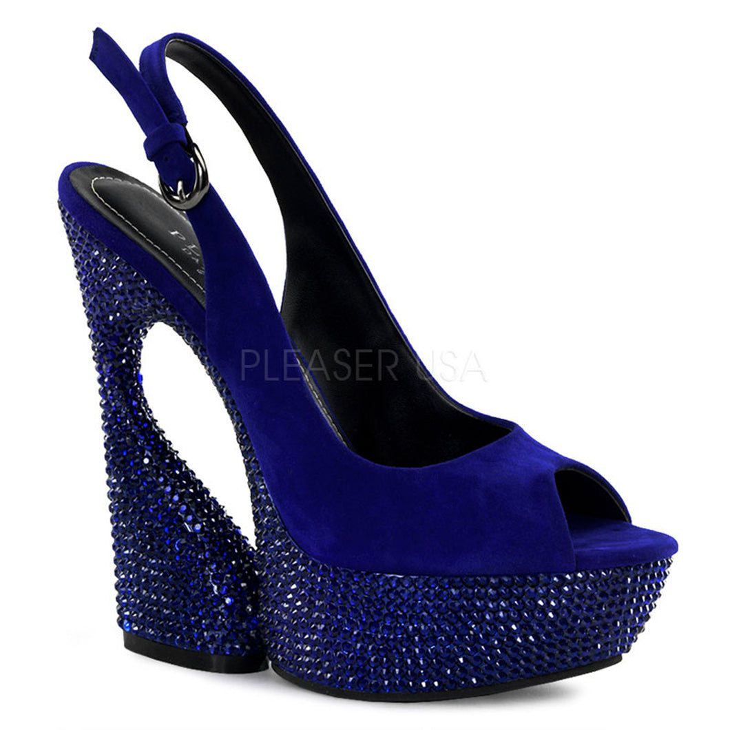 Royal Blue Suede *6