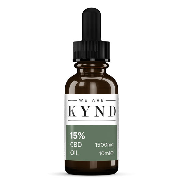 15% Full Spectrum CBD Oil from We Are Kynd Ltd