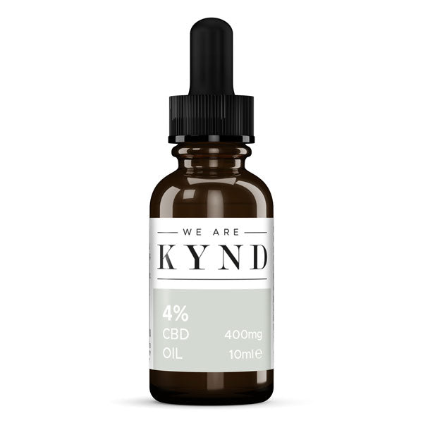 4% Full Spectrum CBD Oil (10ml)