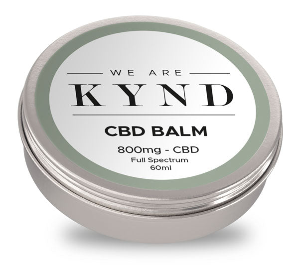 CBD Balm 800mg CBD – 60ml