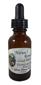 Good Mood Flower Essence - Crystal Essence - Nature's Remedies