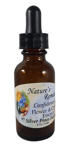Confidence Flower Crystal Essence - Nature's Remedies