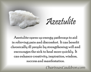 Azeztulite Crystal Essence