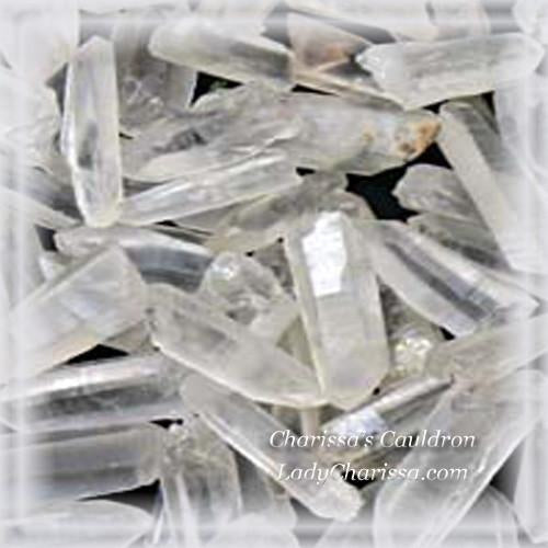 Lemurian Crystal Essence