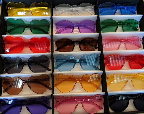 Color Therapy Glasses