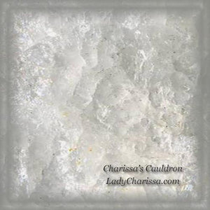 Milky Quartz Snow Quartz Crystal Essence