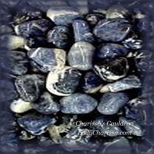 Sodalite Crystal Essence