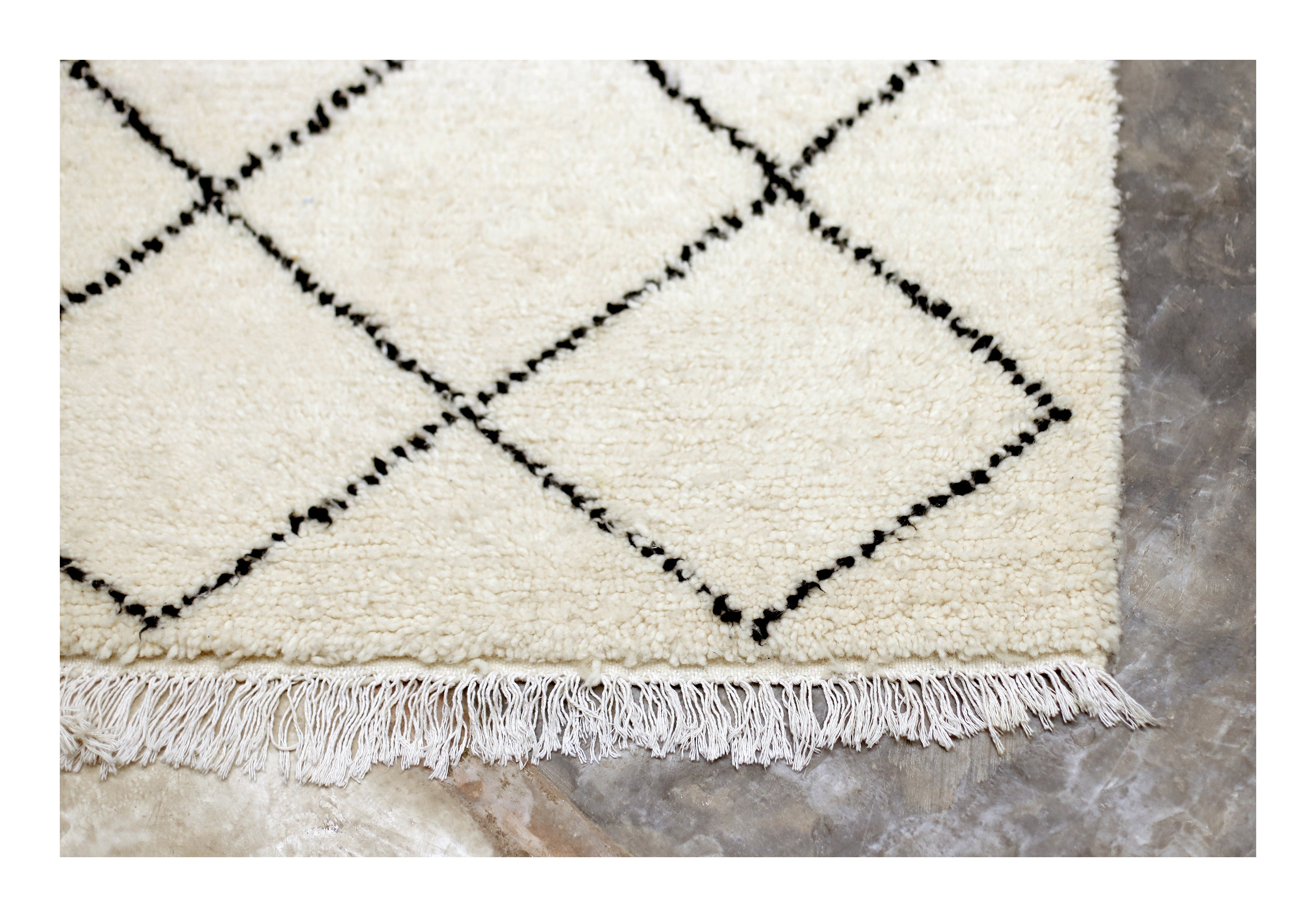 SMALL BENI ONE<br />Beni Ourain Rug