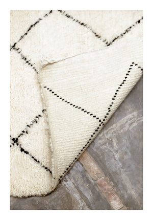 SMALL BENI TWO <br />Beni Ourain Rug