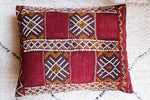 Vintage Kilim pillow cover - Square
