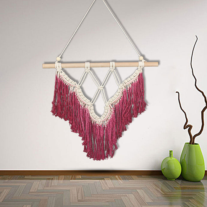The Lola - Macrame Wall Hanging