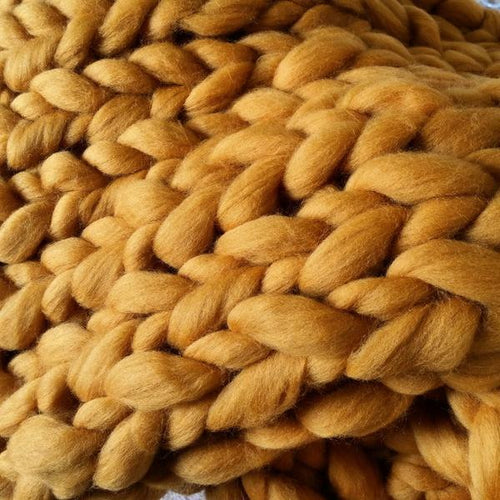 Super Chunky Wool - Butterscotch