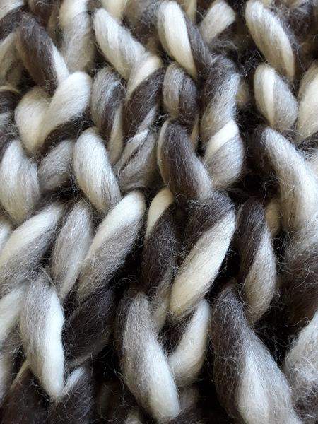 Super Chunky Wool - Natural Fusion