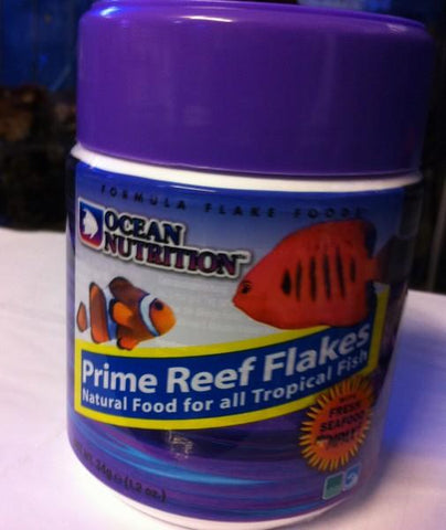 Ocean Nutrition Prime Reef Flakes