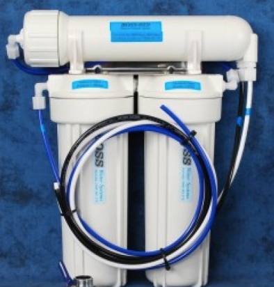 Reverse Osmosis 3 Stage