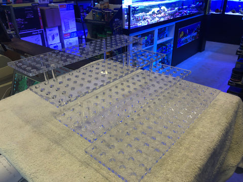 4 Tier Frag Racks