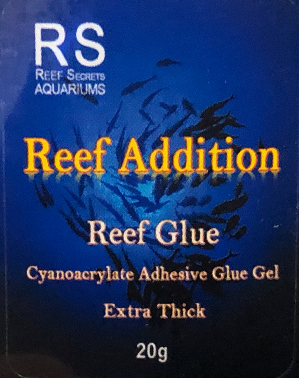 Reef Glue Reef Addition Extra Thick 20g