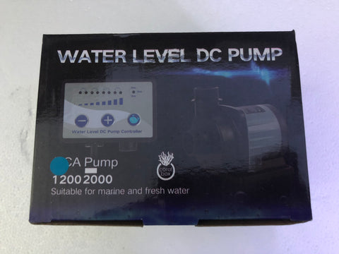 Coral Box Water Level Pump