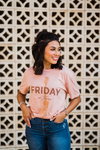 Guitar Friday in Texas T-Shirt