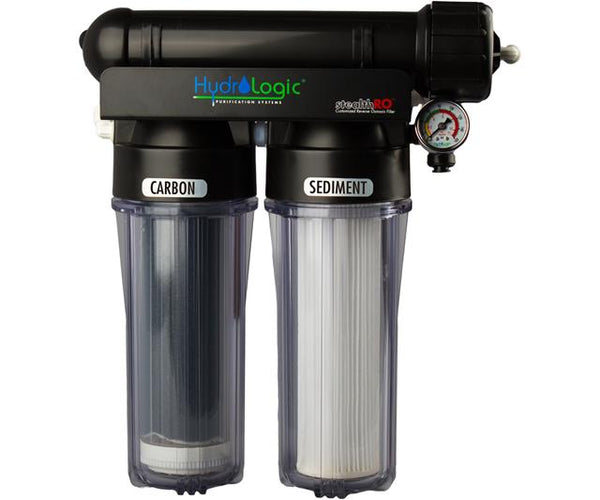 HydroLogic Stealth-RO150 with Upgraded KDF 85 Filter